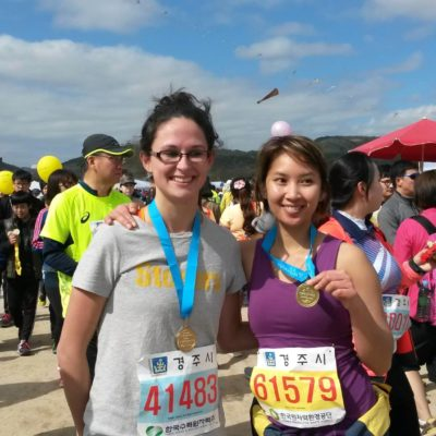 Gyeongju Cherry Blossom Marathon: My First Race in Asia