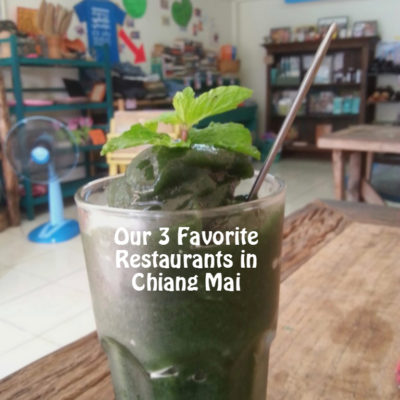 Our 3 Favorite Restaurants in Chiang Mai
