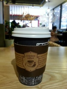 Coffee culture in Korea