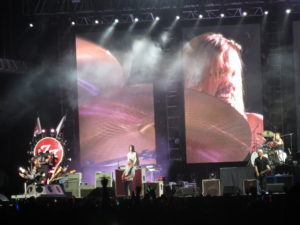Foo Fighters in Korea
