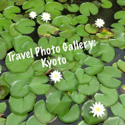 Travel Photo Gallery: Kyoto