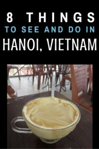 What to See and Do in Hanoi! #travel #travelblog #Vietnam