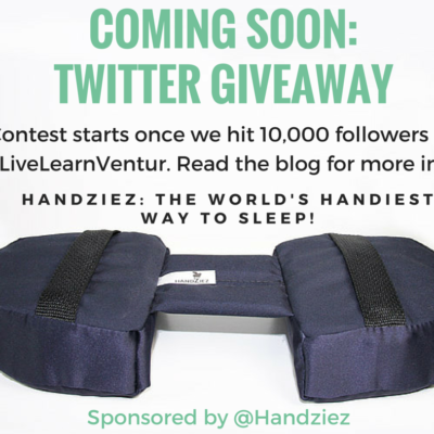 Coming Soon: Giveaway to Celebrate 10,000 Followers