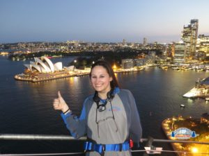 Sydney Harbor Bridge Climb