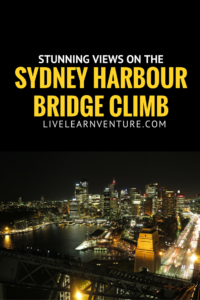 Climbing the Sydney Harbour Bridge Climb# Travel #traveltips #Australia #vacation