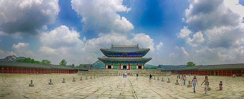 24hrs. in Seoul: Gyeongbokgung Palace