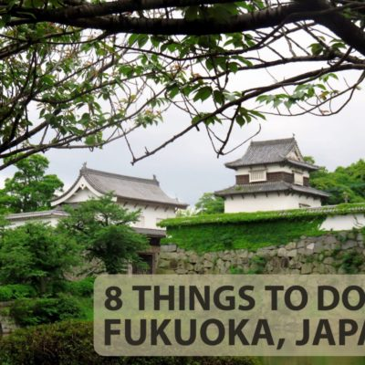 8 Things to Do in Fukuoka