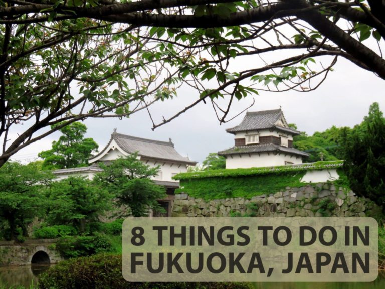 Things to Do In Fukuoka Cover