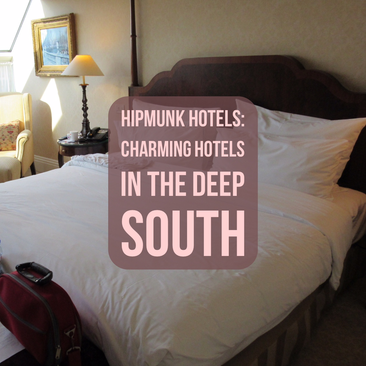 Charming hotels in the deep south live learn venture for Charming hotels
