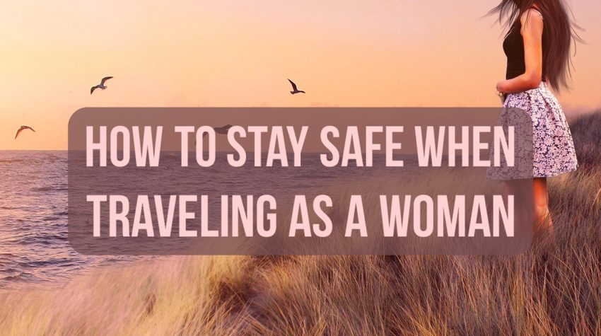 traveling as a woman