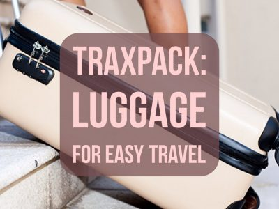 TraxPack: Luggage for Easy Travel