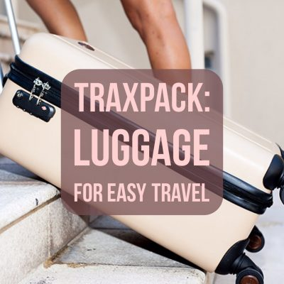 traxpack for easy travel photo