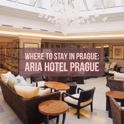 Where to Stay in Prague: Aria Hotel Prague