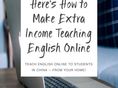 Here's How to Make Extra Income Teaching English Online