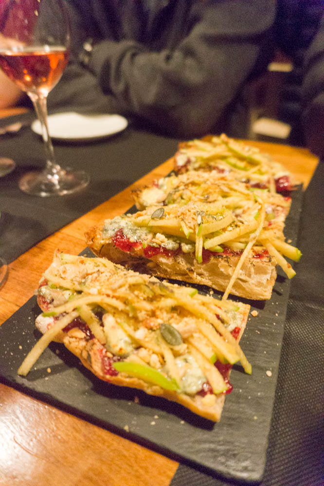 Wine and Tapas with Devour Spain