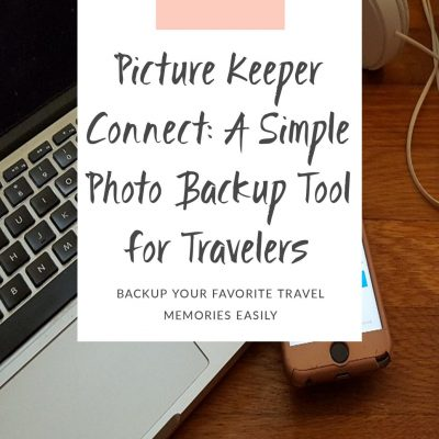 Picture Keeper Connect: A Simple Photo Backup Tool for Travelers