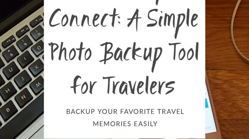 A Simple Photo Backup Tool for Travelers