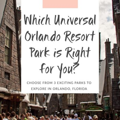 Which Universal Orlando Resort Park is Right for You?