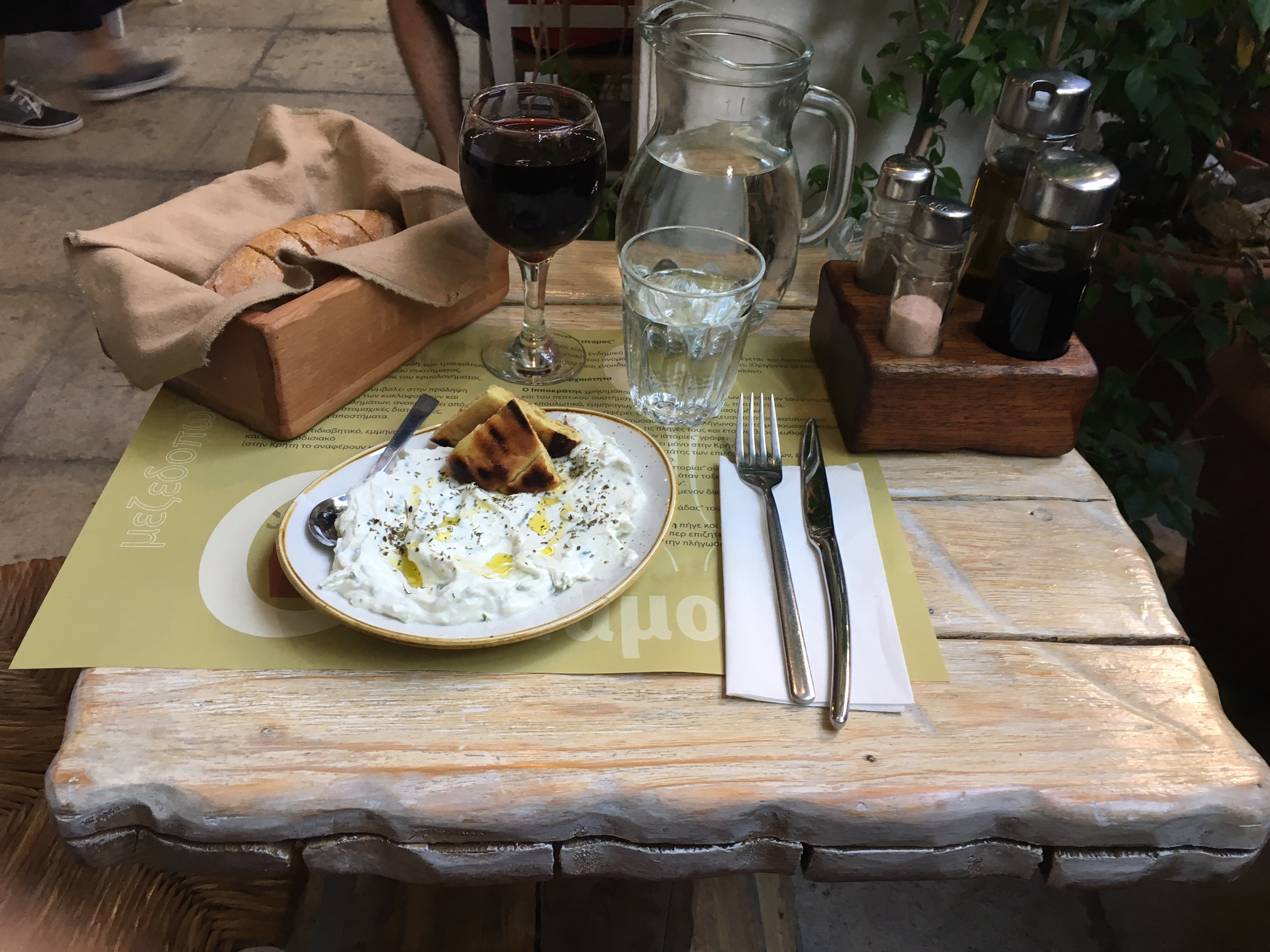 Foods to Try When Visiting Greece